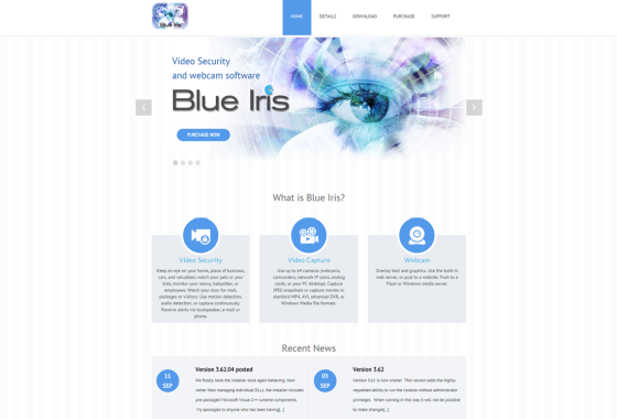Blue Iris Software