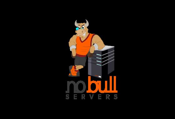 No Bull Servers Logo