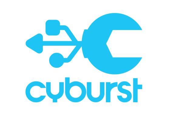 Cyburst Logo